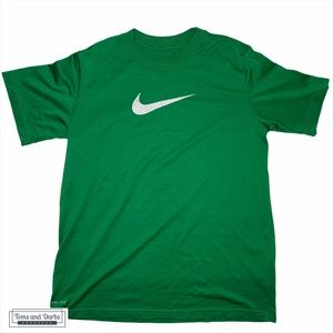 Nike Youth Dri Fit Shirt Green